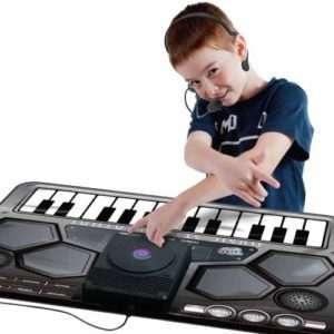 Regalo Tappeto musicale DJ