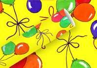 Regalo Carta da regalo palloncini
