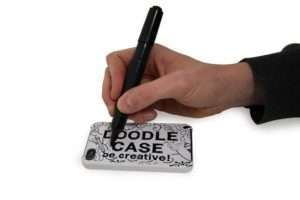 Idea regalo Doodle Case  Custodia iPhone per creativi