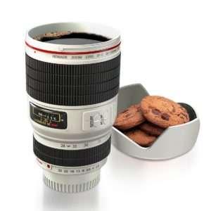 Idea regalo Tazza – Obiettivo fotografico