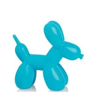 Regalo Abat-jour – Palloncino a forma di cane – Azzurro