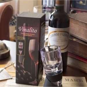 Idea regalo Aeratore Per Vino Vinalito a 22 €
