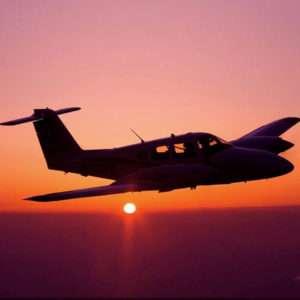 Idea regalo Volo turistico all'Aeroporto di Valbrembo – Bergamo a 159 €