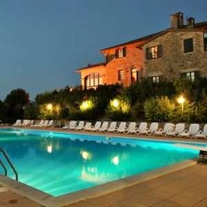 Idea regalo Soggiorno relax con idromassaggio – Bettona, Perugia
