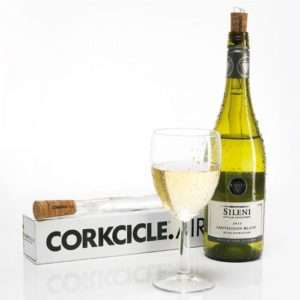 Idea regalo Air Corkcicle – aeratore per vino