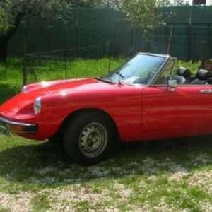 Idea regalo Guida un`Alfa Romeo d`epoca per un giorno – Lago di Como