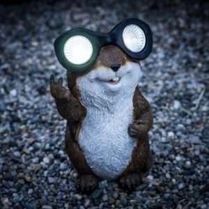 Idea regalo Animaletti Luci Solari – scoiattolo di terra