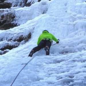 Idea regalo Arrampicata di gruppo su cascata di ghiaccio – Madonna di Campiglio