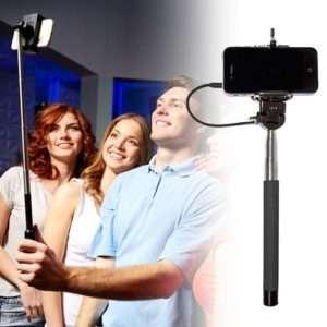 Idea regalo Asta telescopica per selfie