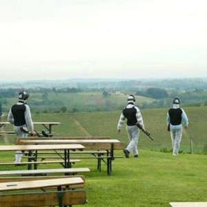 Idea regalo Paintball tra i boschi del Monferrato – Piemonte