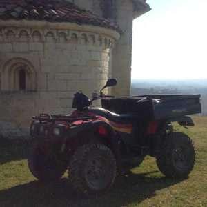 Idea regalo Escursione in quad per due persone nel Monferrato a 80 €