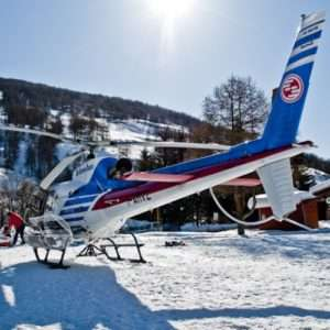 Idea regalo Week-end `Avventura in Heliski` – Sestriere