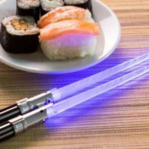 Idea regalo Bacchette Spada Laser di Star Wars – Luke Skywalker a 24 €