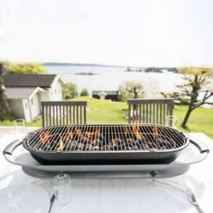 Idea regalo Barbecue Da Tavola a 119 €