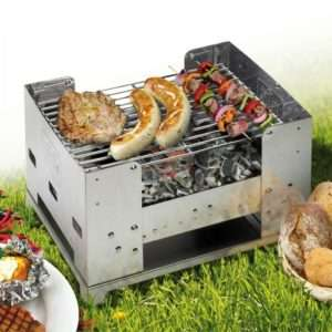 Idea regalo Barbecue Portatile Esbit 300S