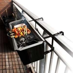 Regalo Barbecue da balcone
