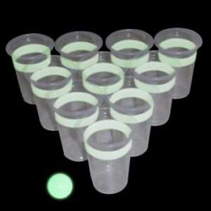 Regalo Beer pong fluorescente