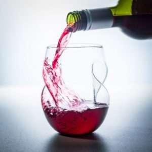 Idea regalo Bicchieri Conundrum – Set da 4 per vino rosso a 29 €