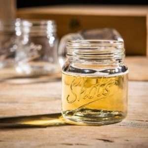 Idea regalo Bicchierini Vasetti Di Marmellata – set da 4