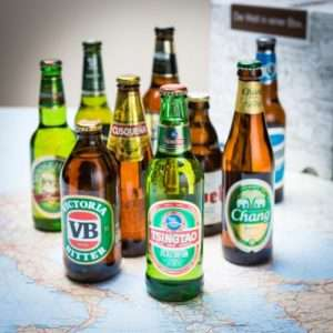 Idea regalo Birre Gift World Travel – Box da 9 bottiglie a 34 €