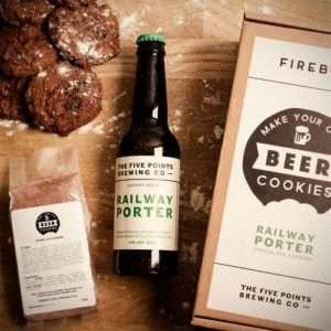 Idea regalo Biscotti alla birra fai da te