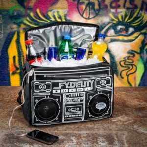 Idea regalo Borsa Termica Con Speaker Fydelity Boom Box