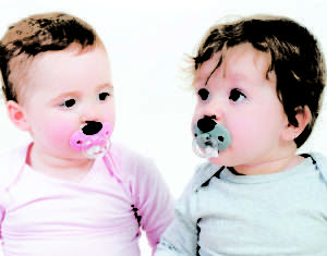Regalo Ciuccio per neonati