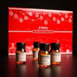 Idea regalo Campionario Di Whisky – calendario dellavvento 2015