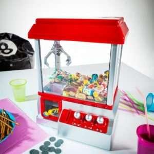 Idea regalo Candy Grabber senza caramelle
