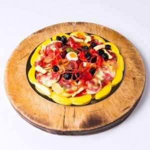Idea regalo Candy Pizza  gelatine alla frutta – dolcetti