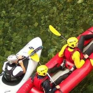 Idea regalo Discesa in canoa gonfiabile – Alta Valsesia a 50 €