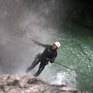 Idea regalo Esperienza di Canyoning – Belluno