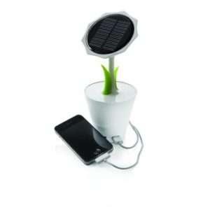 Idea regalo Caricabatterie solare Girasole