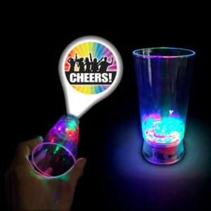 Regalo Cheers – Bicchiere da cocktail