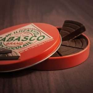 Idea regalo Cioccolato Al Tabasco a 7 €