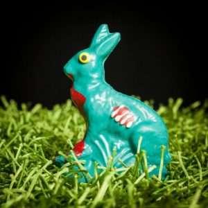 Idea regalo Coniglietto Zombie di Pasqua