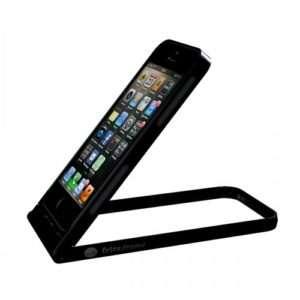 Idea regalo Cornice Di Protezione Multifunzione per iPhone 5/5S Fritzframe – Nero