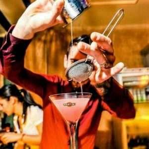 Idea regalo Corso professionale barman – Roma