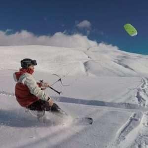 Idea regalo Corso completo di Snowkite – Valle d`Aosta