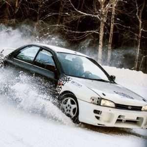 Idea regalo Corso di guida sicura e sportiva neve e ghiaccio – Trentino
