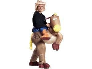 Idea regalo Costume gonfiabile Cowboy