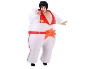 Idea regalo Costume gonfiabile – Elvis