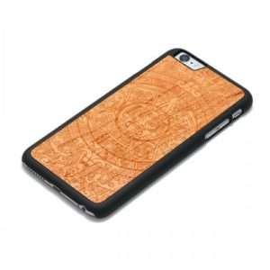 Idea regalo Cover Azteca in legno – iPhone 6