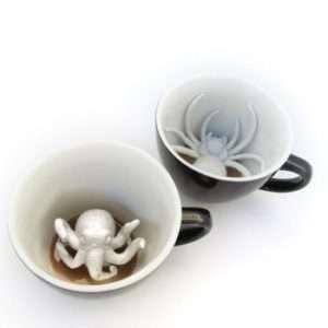 Idea regalo Creepy Cups – Tazze spaventose