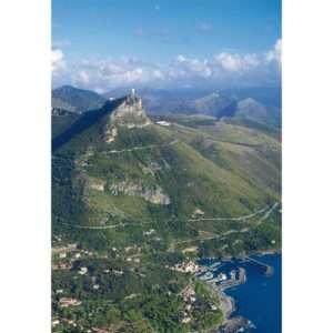 Idea regalo Trekking guidato alla Statua del Redentore – Maratea a 30 €