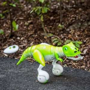 Idea regalo Cyber Dino  T.Rex robotico a 99 €