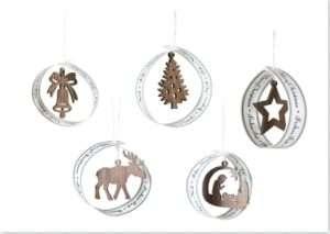 Regalo Decorazioni natalizie – Baum Loop