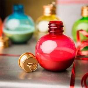Idea regalo Decorazioni Spirito Natalizio  set da 6