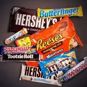 Idea regalo Dolcetti Americani American Candy a 29 €