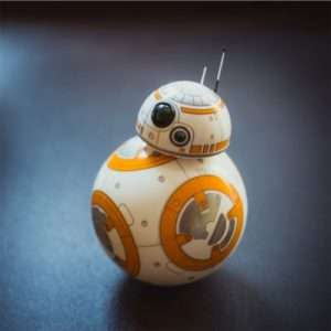 Idea regalo Droide BB-8 Sphero di Star Wars a 169 €